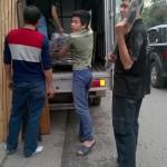 Dịch vụ taxi tải giá rẻ tại quận Ba Đình