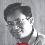 Bác: Lê Cảnh Nhạc_tổng biên tập báo Gia Đình& và Xã Hội