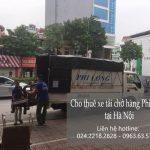 Dịch vụ cho thuê xe tải tại phố Mai Xuân Thưởng