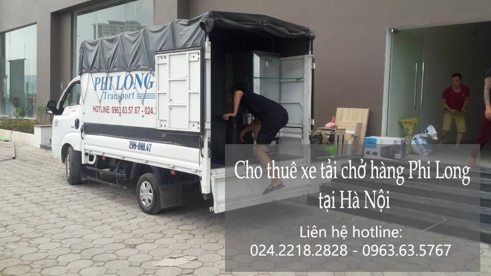 Cho thuê xe tải tại phố Đinh Công Tráng