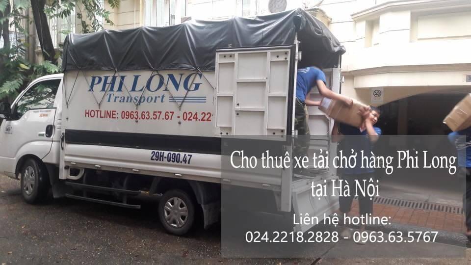 Dịch vụ cho thuê xe tải giá rẻ tại phố Đông Tác