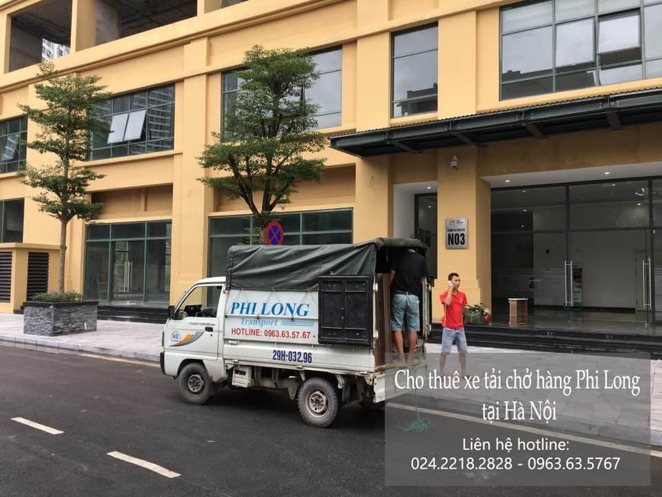 Cho thuê xe tải chở hàng tại phường Thanh Xuân Trung