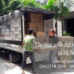 Dịch vụ cho thuê xe tải tại phố Chùa Láng