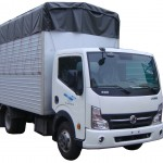 dịch vụ chở hàng xe container