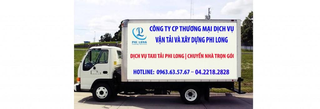 taxi tải phi long 1,4 tấn