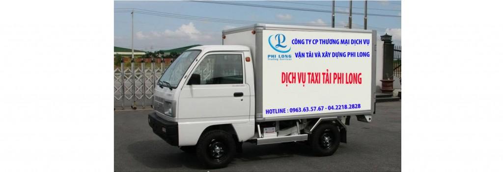 taxi tải Phi Long xe 5 tạ