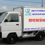 Dịch vụ cho thuê xe tải 7 tạ Phi Long