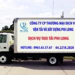 Dịch vụ taxi tải chuyên nghiệp phường Đại Kim Hoàng Mai