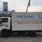 Cho thuê xe tải giá rẻ tại phố Hàng Đào