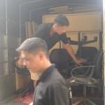 Taxi tải chuyển văn phòng giá rẻ phường Láng Hạ