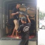 Dịch vụ taxi tải chuyên nghiệp tại phố Quan Nhân