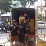 Cho thuê xe tải giá rẻ tại phố Giảng Võ