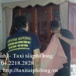 Dịch vụ taxi tải giá rẻ tại phố Nguyễn Văn Huyên