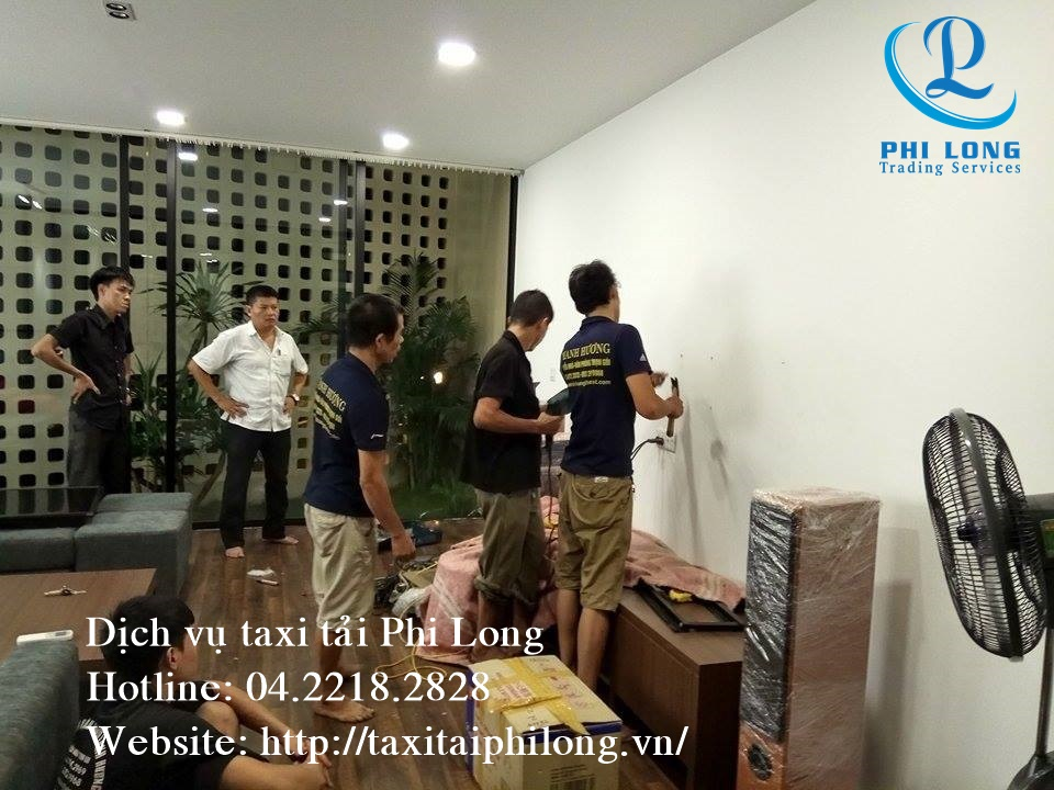 Cho thuê xe tải uy tín tại phố Dương Quảng Hàm