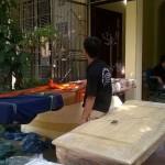 Cho thuê xe tải chuyên nghiệp tại phố Nguyễn Khang