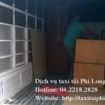 Cho thuê xe tải chuyên nghiệp tại phố Lê Văn Lương