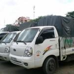 Dịch vụ taxi tải chuyên nghiệp phường Tương Mai