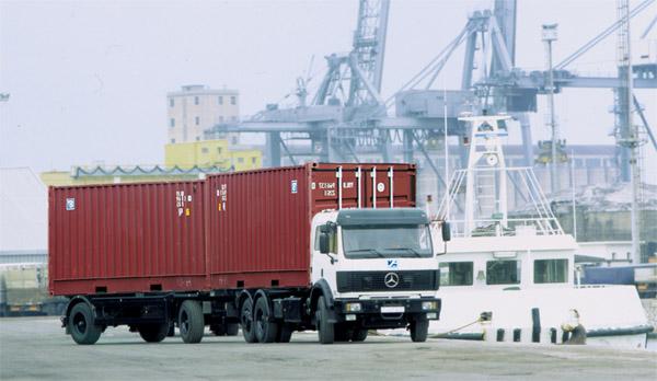 thuê xe tải container giá rẻ tại Hà Nội