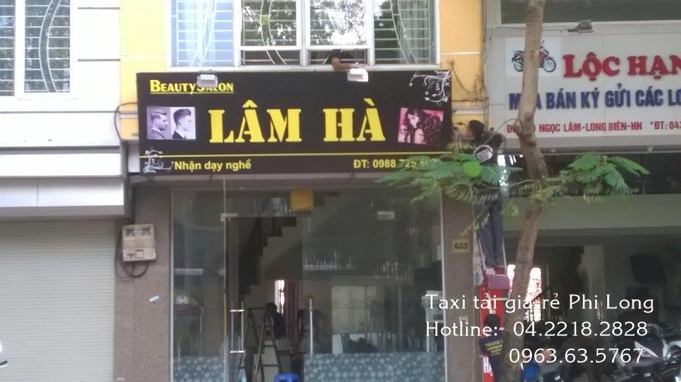 Chuyển nhà giá rẻ phố Trần Đăng Ninh với Thanh Hương