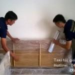Chuyển văn phòng giá rẻ phố Nguyễn Phong Sắc với Thanh Hương