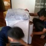 Chuyển nhà trọn gói phố Hồ Tùng Mậu với Thanh Hương