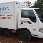 Dịch vụ cho thuê xe tải tại phố Ngô Gia Tự
