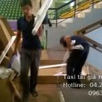 Cho thuê xe tải giá rẻ tại phố Duy Tân