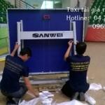 Cho thuê xe tải tại phố Mai Dịch với Thanh Hương