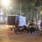 Dịch vụ taxi tải chuyên nghiệp tại phố Hàn Thuyên