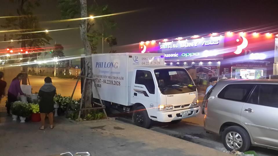 Dịch vụ taxi tải uy tín tại phố Đồng Nhân