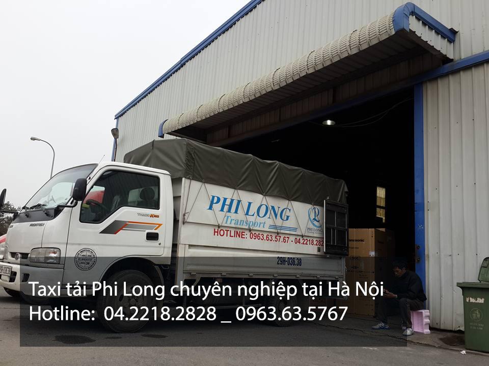 Dịch vụ taxi tải chuyển nhà tại phố Vạn Phúc