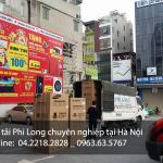 Cho thuê xe tải uy tín tại phố Lê Trọng Tấn
