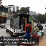 Dịch vụ taxi tải chuyên nghiệp tại phố Lê Văn Thiêm