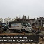 Cho thuê xe tải chuyên nghiệp tại phố Nguyễn Huy Tưởng
