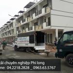 Dịch vụ taxi tải giá rẻ tại phố Nguyễn Huy Tưởng
