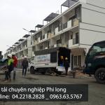 Cho thuê xe tải uy tín tại phố Ngụy Như Kon Tum