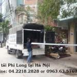 Cho thuê xe tải chuyên nghiệp tại phố Cao Đạt