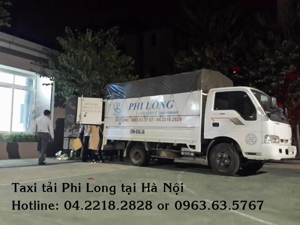 Dịch vụ taxi tải giá rẻ tại phố Cao Đạt