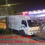 Cho thuê xe tải chuyên nghiệp tại phố Bạch Mai
