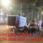 Cho thuê xe tải tại phố Hoàng Văn Thái