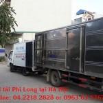 Dịch vụ taxi tải giá rẻ tại phố Bà Triệu