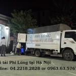 Cho thuê xe tải chuyên nghiệp tại phố Cảm Hội