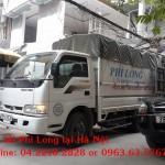 Dịch vụ taxi tải uy tín tại phố Cảm Hội