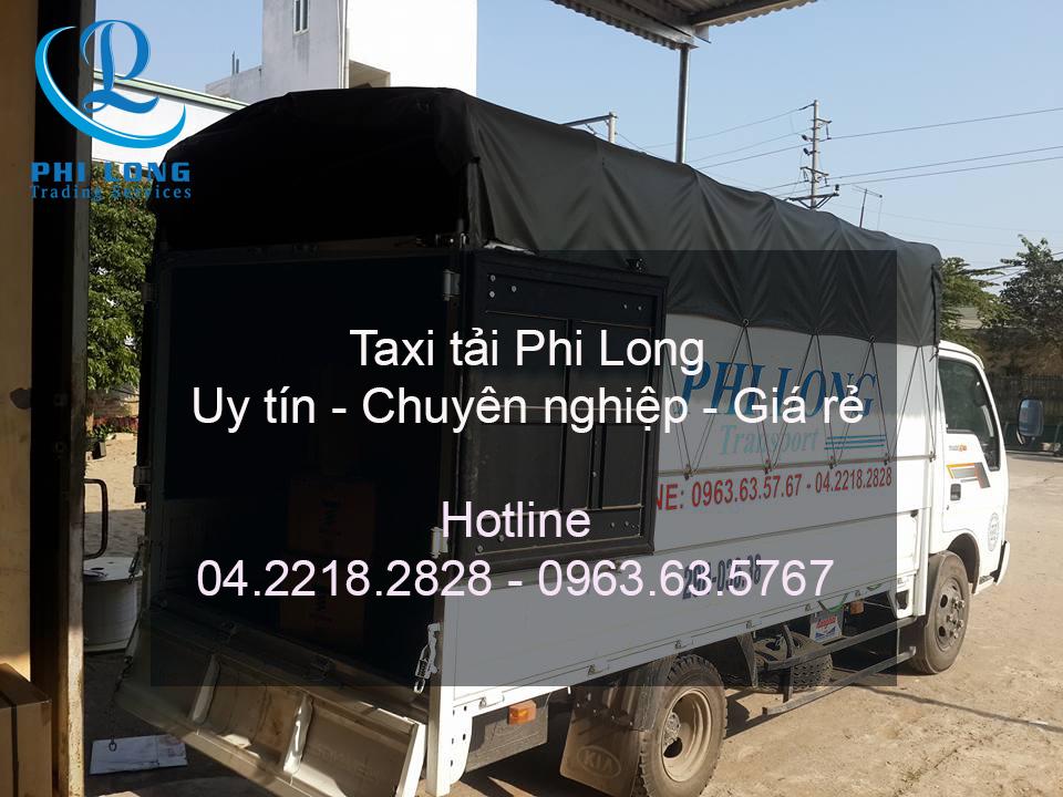 Cho thuê xe tải giá rẻ tại phố Đội Cung
