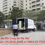 Dịch vụ taxi tải giá rẻ tại phố Vương Thừa Vũ