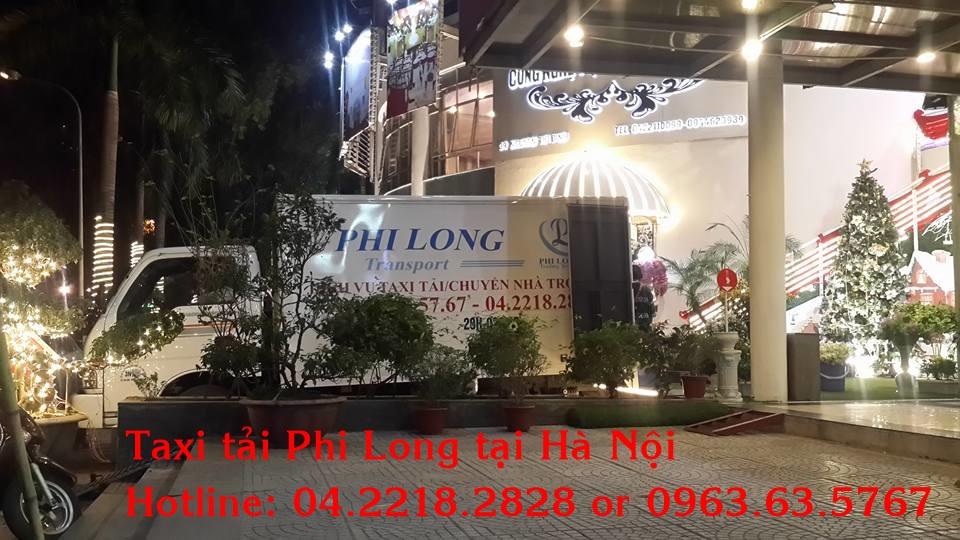 Cho thuê xe tải chuyên nghiệp tại phố Bùi Ngọc Dương