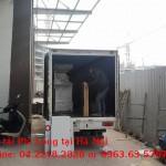 Cho thuê xe tải giá rẻ tại phố Bạch Đằng