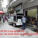Dịch vụ taxi tải giá rẻ tại phố Thượng Đình