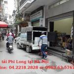 Cho thuê xe tải chuyên nghiệp tại phố Phương Liệt