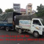 Cho thuê xe tải chuyển nhà tại đường Lê Quang Đạo